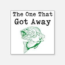 The One That Got Away Sticker