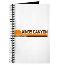 Kings Canyon National Park Journal