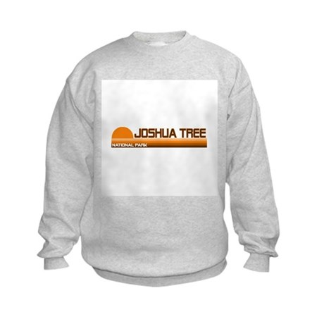 Joshua Tree National Park Kids Sweatshirt