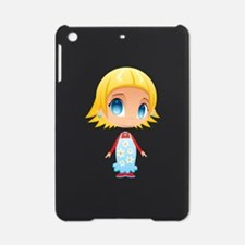 Little Blonde Girl Child iPad Mini Case