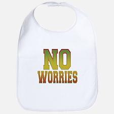 No Worries Bib