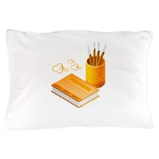 Letter Opener Writing Book Pillow Case