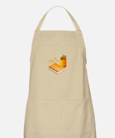 Letter Opener Writing Book Apron