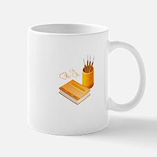 Letter Opener Writing Book Mugs