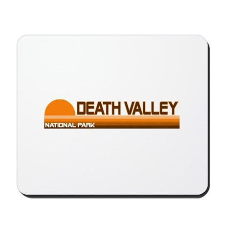Death Valley National Park Mousepad