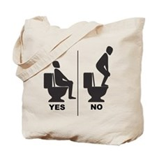 right and wrong Tote Bag