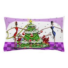 Cute Christmas diva Pillow Case