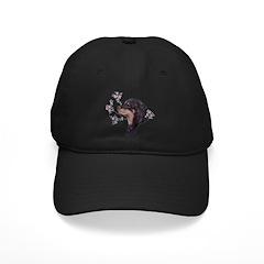 One lovely Rottie Bitch Baseball Hat