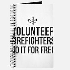 Volunteer firefighters free Journal