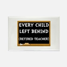 Retired Teacher Magnets