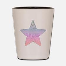 Glitter Star Dust 11 Shot Glass