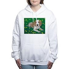 Cute Fur Women's Hooded Sweatshirt