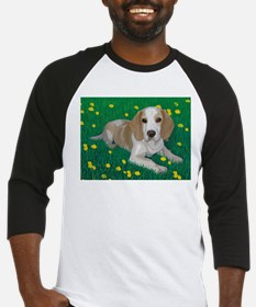 Beagle Bliss Baseball Jersey