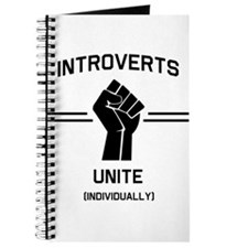 Introverts Unite Individually Journal