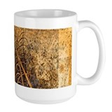 Autumn design Large Mugs (15 oz)