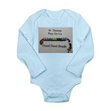 St. Therese Good Deed Beads Body Suit