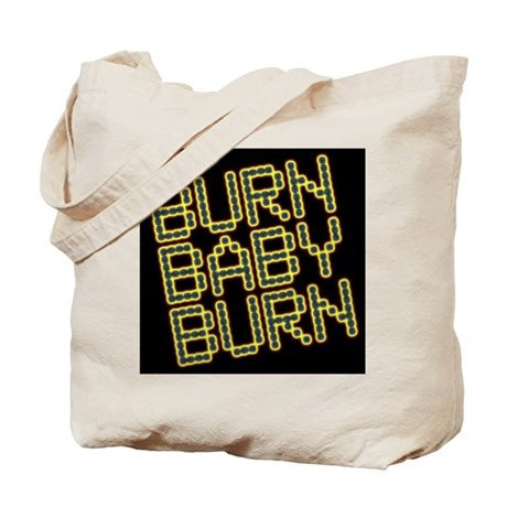 Burn Baby Burn<br>Canvas BBQ Tool Bag