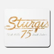 Sturgis 75th Anniversary Mousepad