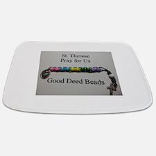 St. Therese Good Deed Beads Bathmat