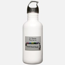St. Therese Good Deed Beads Water Bottle