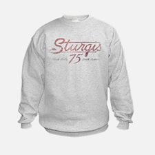 Sturgis 75th Anniversary Sweatshirt