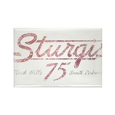 Sturgis 75th Anniversary Magnets