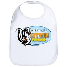 Nana's Little Stinker Bib