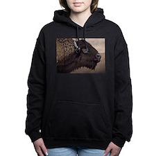 Funny Fur Women's Hooded Sweatshirt