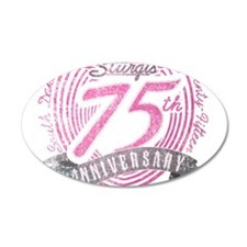 Sturgis 75th Anniversary Wall Decal