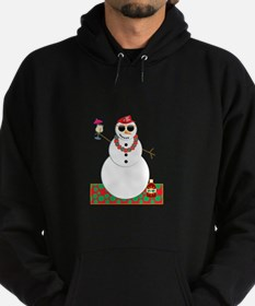Snowman Party Hoody