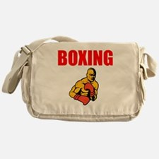 Boxing Messenger Bag