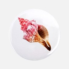 "Cool Conch 3.5"" Button"