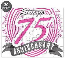 Sturgis 75th Anniversary Puzzle