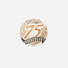 Sturgis 75th Anniversary Mini Button