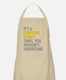 Its A Computer Science Thing Apron