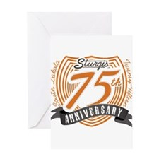 Sturgis 75th Anniversary Greeting Cards