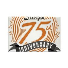 Sturgis 75th Anniversary Magnets