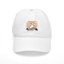 Sturgis 75th Anniversary Baseball Baseball Cap