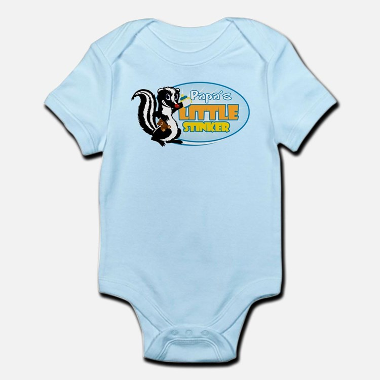 Papa's Little Stinker Infant Bodysuit