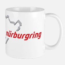 nurburgring map real Mugs
