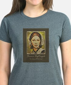 The Lady with the Lamp Tee