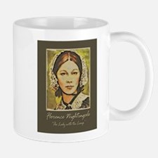 The Lady With Lamp Mug Mugs