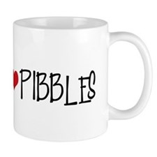 I Love Pibbles! Mug