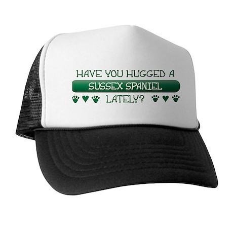 Hugged Sussex Trucker Hat