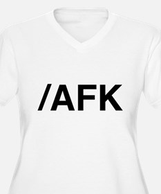 AFK Plus Size T-Shirt