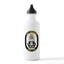 USS Chicago SSN-721 Water Bottle