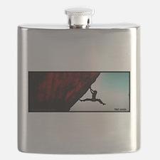 Unique Ninja warrior Flask