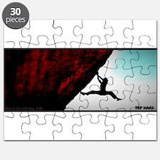 Unique Ninja warrior Puzzle
