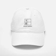 Binary sudoku Baseball Baseball Baseball Cap