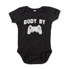 Body by gaming Baby Bodysuit